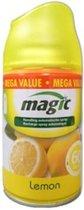 Magic, navulling automatische spray, Lemon, 300ml