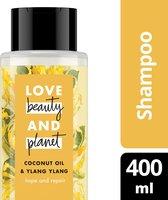 Love Beauty and Planet Shampoo Coconut Oil & Ylang Ylang - 400 ml