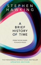 Boekomslag van 'A Brief History Of Time'
