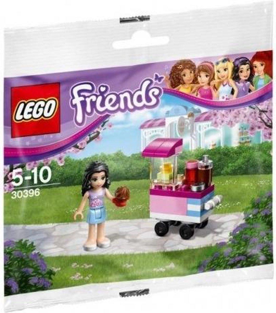 LEGO Friends Cupcake Kraam (Polybag) - 30396