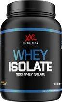 XXL Nutrition Whey Isolate Eiwitshake - 1000 gram - Vanille