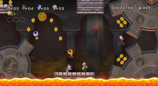New Super Mario Bros - Nintendo Selects - Wii - Nintendo