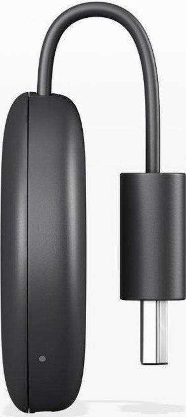 Google Chromecast 3 Smart TV-dongle Full HD HDMI Zwart - Google