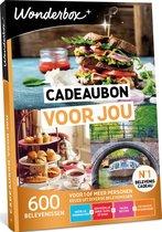 Wonderbox Cadeaubon - Cadeaubon Voor Jou