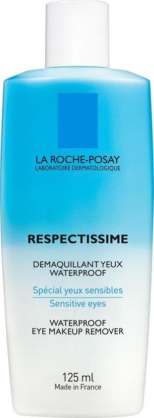 La Roche-Posay Respectissime waterproof oogreiniger - 125ml - La Roche-Posay