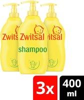 Zwitsal Shampoo - Baby - 4x400ml
