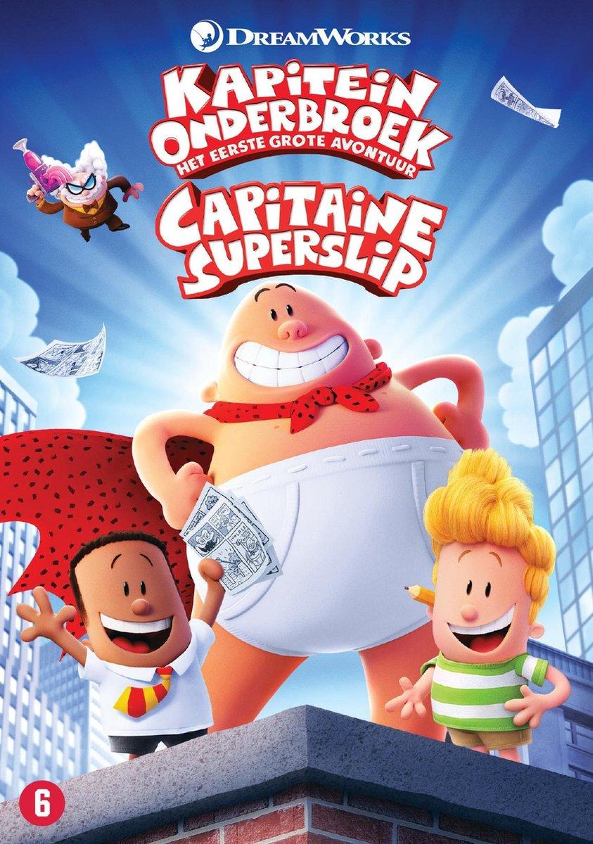 Captain Underpants - Animation