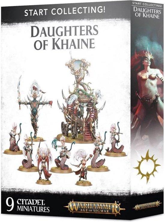 Afbeelding van het spel Start Collecting! Daughters of Khaine