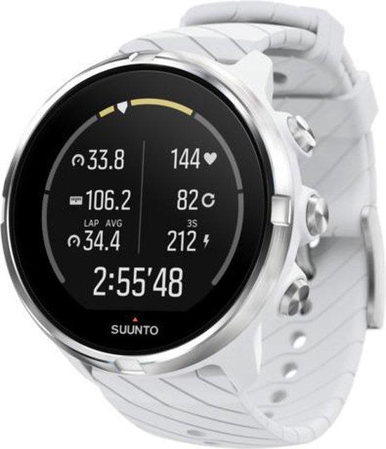 Suunto 9 - Multisporthorloge met GPS - White