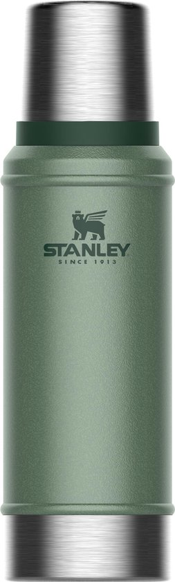 Stanley The Legendary Classic Thermosfles - 750 ml - RVS/Groen