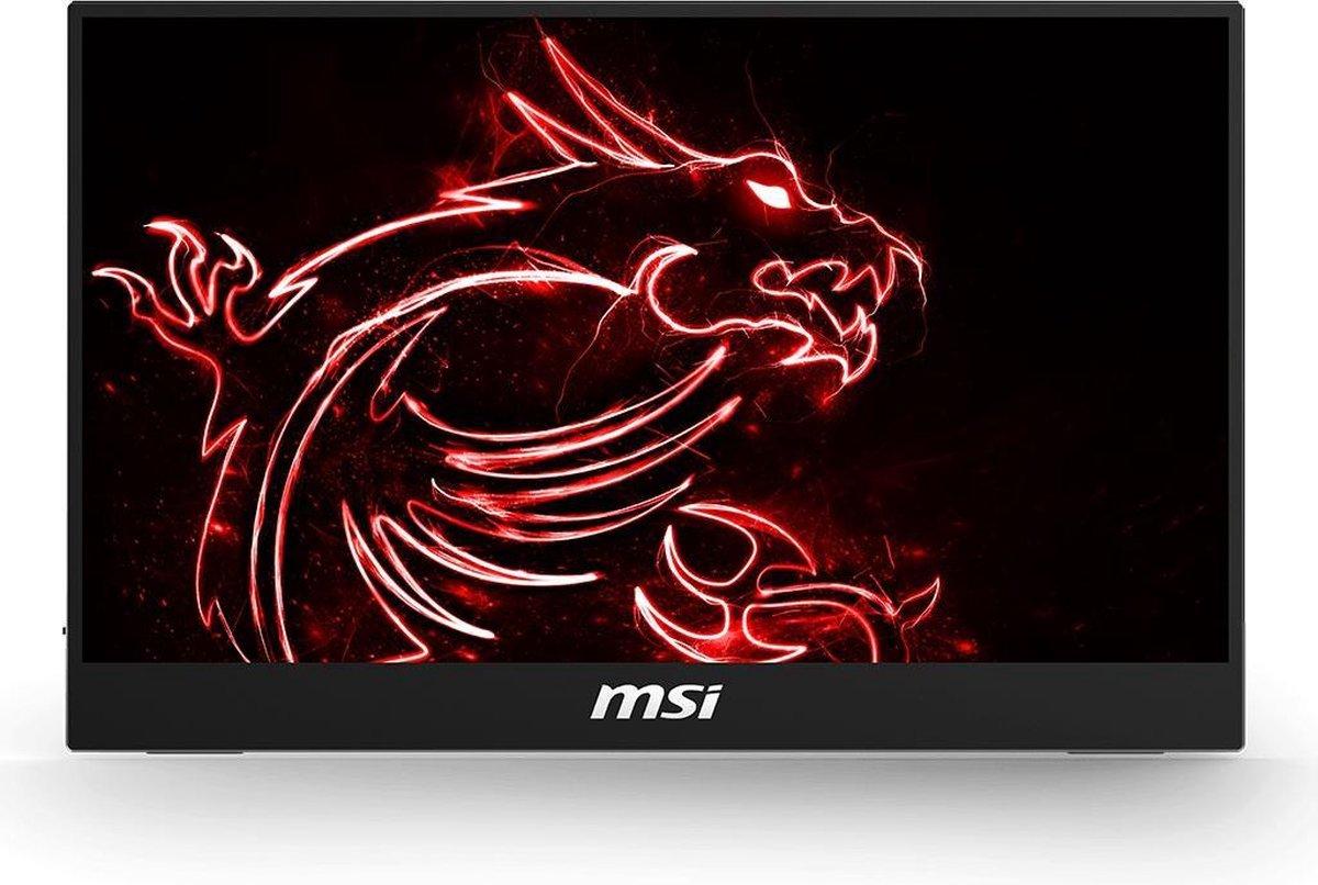 MSI Optix MAG161V – IPS Portable Gaming Monitor – 15.6 Inch