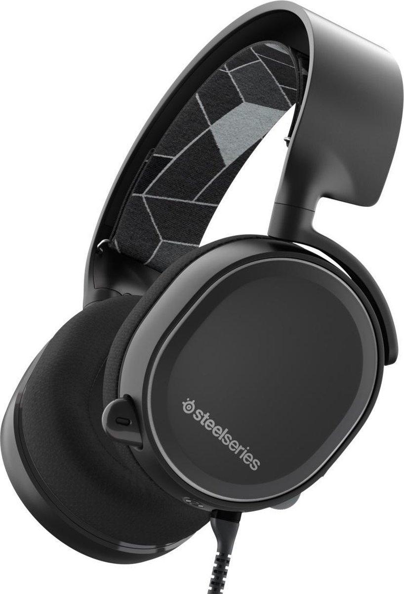 SteelSeries Arctis 3 - Gaming Headset - Zwart - PC & Xbox Series X|S