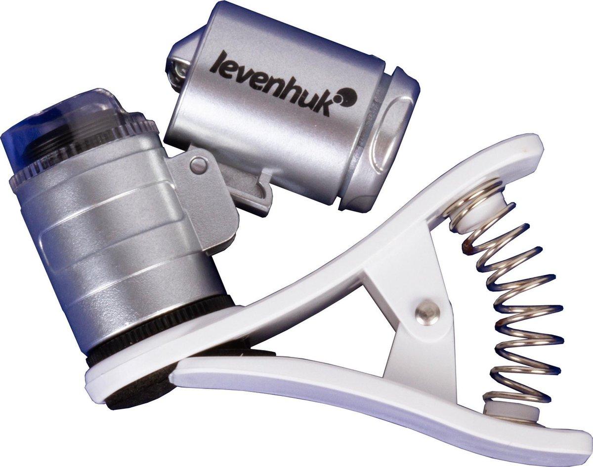 Levenhuk Zeno Cash ZC4 Pocket Microscope