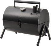Gusta BBQ grill smoker - roker zwart