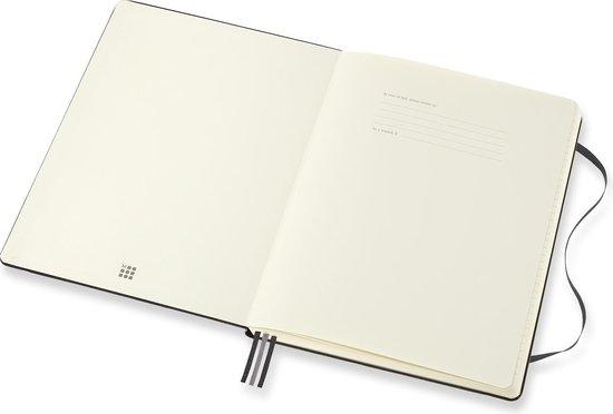 Moleskine Professional Project Planner XL Zwart