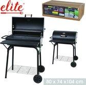 Elite - Complete Smoker Barbecue 80x74x104cm