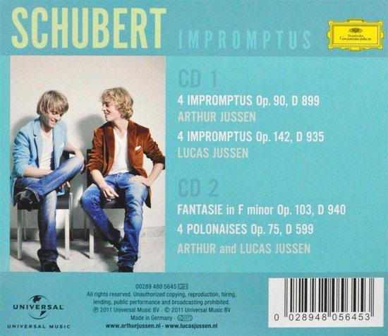 Impromptus & Fantasie (+Bonus Cd)