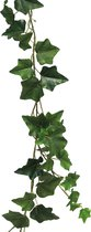 (Best) Ivy Chicago garland green 180cm (98 lvs) -Frosted Ivy Chicago garland 180cm -Kunstplant klimop slinger - Kunstplanten.nl Hedera hangplant