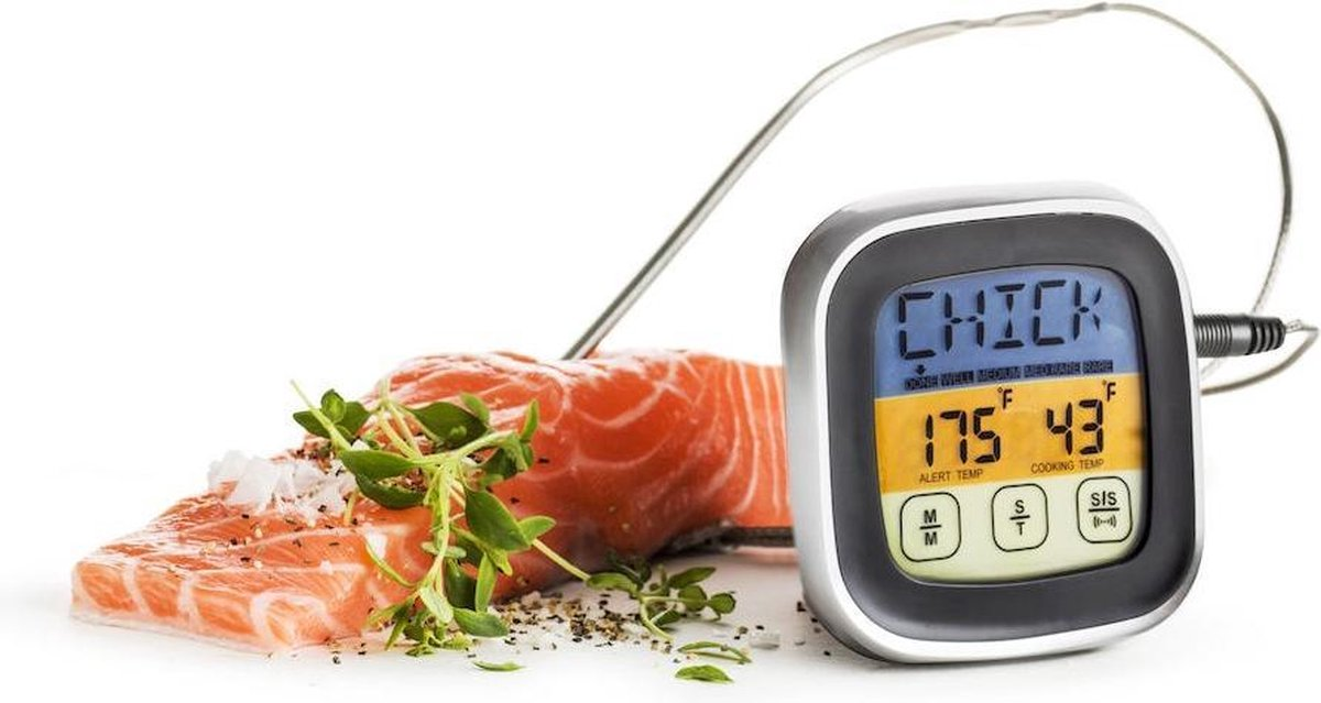 Digitale vlees thermometer