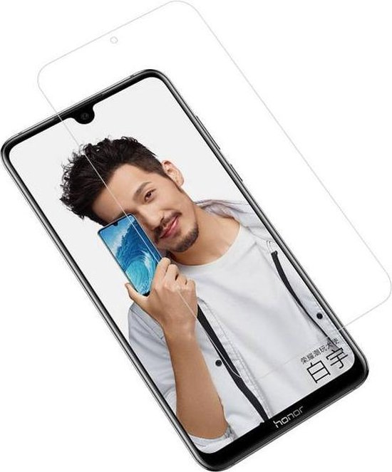 Tempered Glass voor Huawei Honor 8X Max