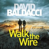 Omslag Walk the Wire