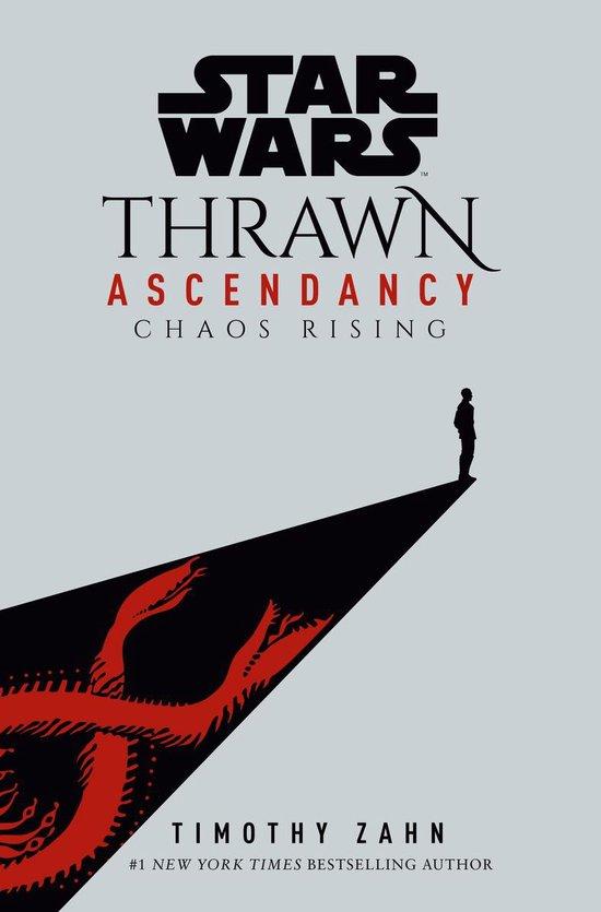 Boek cover Star Wars: Thrawn Ascendancy (Book I van Timothy Zahn (Hardcover)