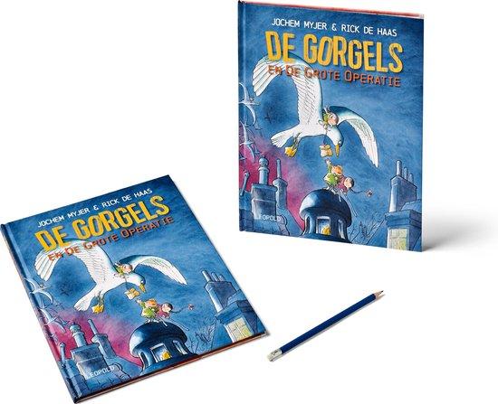 Gorgels - De Gorgels en de grote operatie - Jochem Myjer