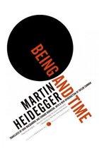 Boek cover Being and Time van Martin Heidegger (Paperback)