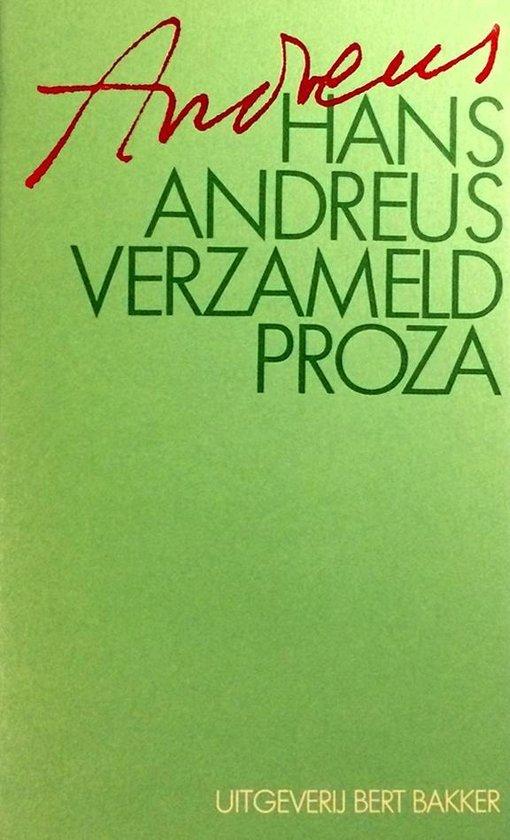 Verzameld proza andreus