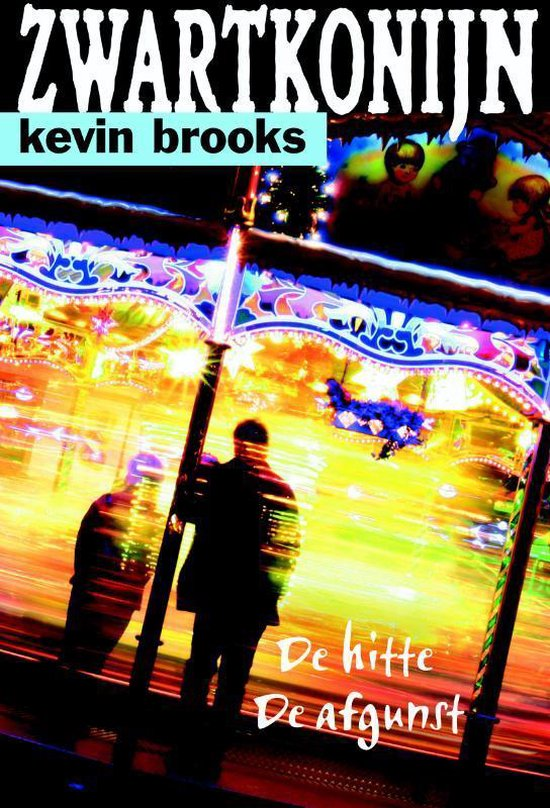 Zwartkonijn - Kevin Brooks | Fthsonline.com
