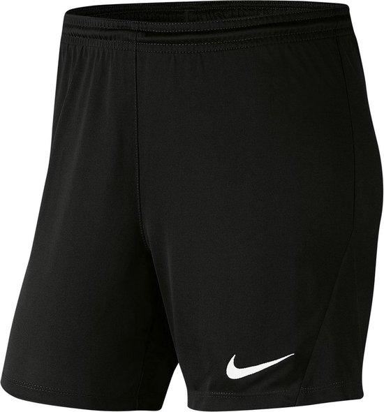 Nike Park III Sportbroek - Maat S  - Vrouwen - zwart