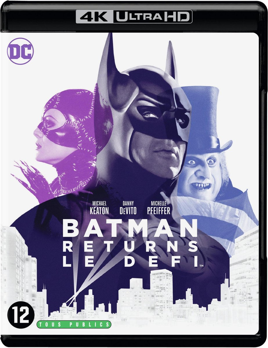 Batman Returns (4K Ultra HD Blu-ray)-