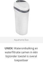 Aquahome Duo Waterontharder/Waterverzachter en filteren