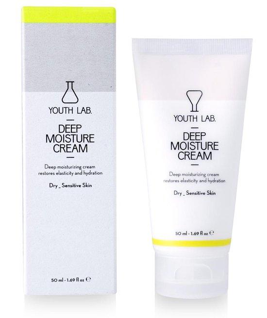 YOUTH LAB. Deep Moisture Cream vochtinbrengende crème gezicht Vrouwen 50 ml