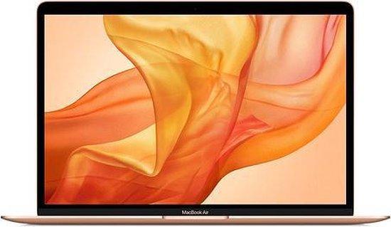 Apple Macbook Air (2020) - 256 GB opslag - 13.3 inch - Rose Goud