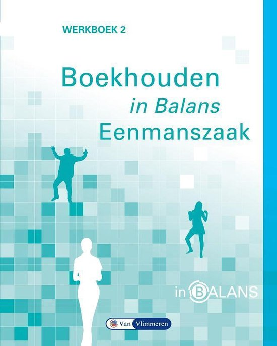 Boekhouden in balans 2 Eenmanszaak Werkboek - Sarina van Vlimmeren |