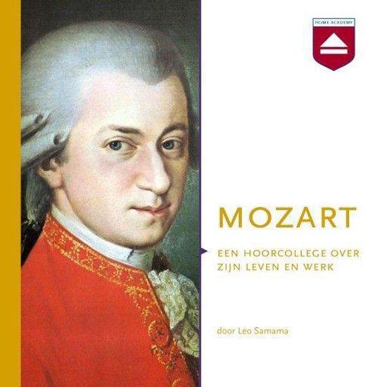 Boek cover Mozart van Leo Samama (Onbekend)