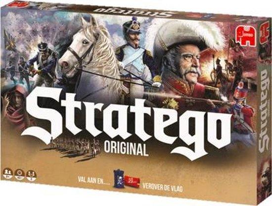 Thumbnail van een extra afbeelding van het spel Strategisch spelvoordeelset Machi Koro & Stratego Original - Bordspel