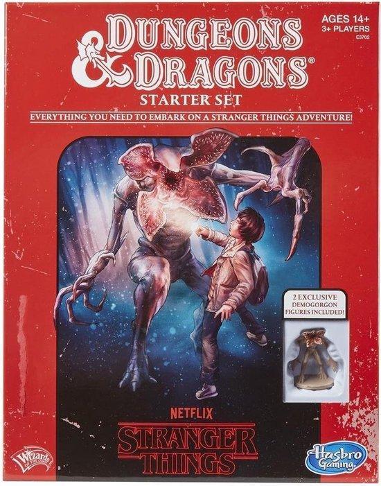 Afbeelding van het spel Stranger Things Dungeons N Dragons - Bordspel