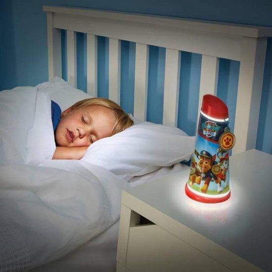 Paw patrol Go Glow - Speelgoedzaklamp - blauw