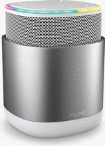 Pure - Discovr Speaker With Alexa Voice Control /audio And Hifi /white/silver