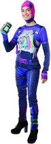 Adult Brite Bomber Fortnite verkleedpak - S - Carnavalskleding
