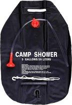Camping douche 20 liter