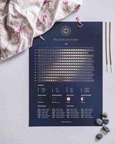 Maankalender 2021 - Poster A3 formaat