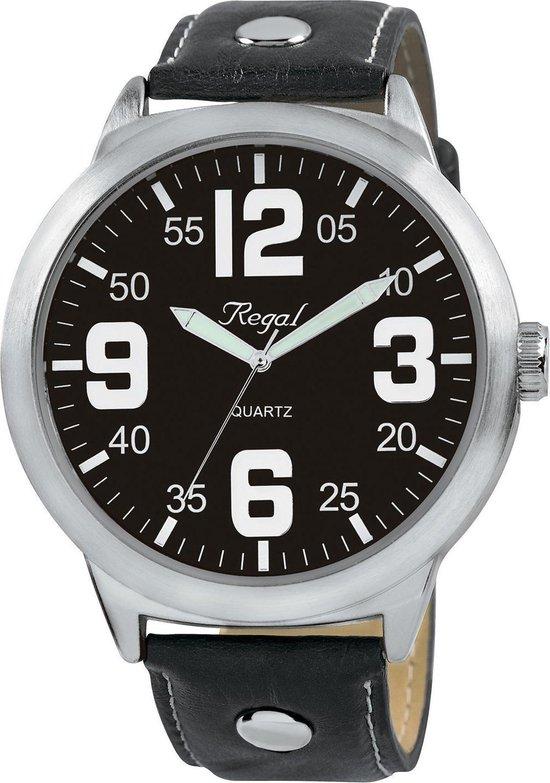 Regal XL R23804-267 – Horloge – Zwart-Zwart