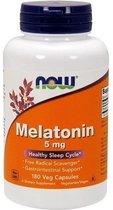 Melatonine 5mg Now Foods 180v-caps