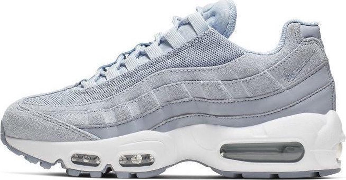 Nike WMNS Air Max 95 Premium Light Armory Blue Dames Sneakers Maat 36.5