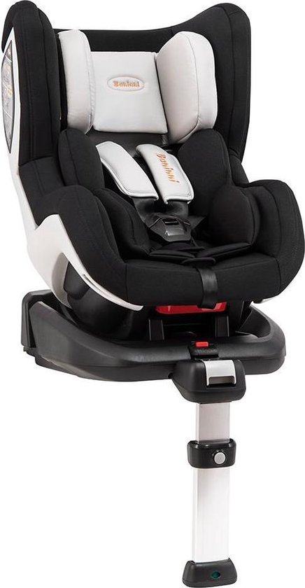 Product: Autostoel Baninni Impero Isofix Black-White (0-18kg), van het merk Baninni