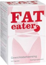Fat Eater Chitosan - 105 capsules - Voedingssupplement