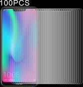 Let op type!! 100 stuks 0 26 mm 9H 2.5D explosieveilige getemperd glas Film voor Huawei Honor 8C